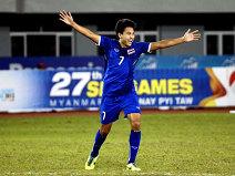 ปลุกใจ!ย้อนชมไทยดับเกาหลีใต้ 1-0 AFC U-19