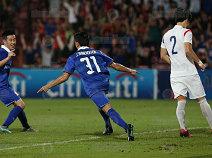 ทีมชาติไทย 1-2 ทีมชาติเกาหลีใต้