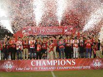 กิเลนป้องแชมป์บอลโค้กสำเร็จหลังเชือดบุรีรัมย์1-0