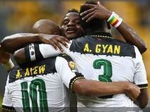 กานา1-0 ยูกันดา
