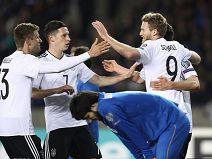 อาเซอร์ไบจาน 1 -4 เยอรมัน