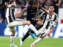 ยูเวนตุส (อิตาลี) 2 - 1 โมนาโก (ฝรั่งเศส)