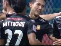คลิปไฮไลท์ไทยลีก บางกอกกล๊าส 3-0 ชลบุรี เอฟซี