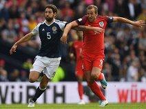 สกอตแลนด์ 2 - 2 อังกฤษ