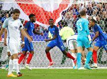 ฝรั่งเศส 3 - 2อังกฤษ