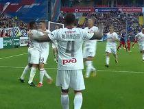 โลโคโมทีฟ มอสโก อัด ซีเอสเคเอ มอสโก 3-1 คว้าชัยศึกมอสโกดาร์บี้