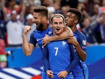 ฝรั่งเศส 4-0 ฮอลแลนด์