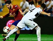 สเปน 3   -   0 แอลเบเนีย