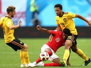 เบลเยียม 2-0 อังกฤษ