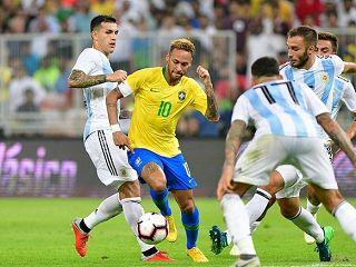 บราซิล 1-0 อาร์เจนตินา