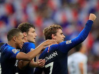 ฝรั่งเศส 2-1 เยอรมัน