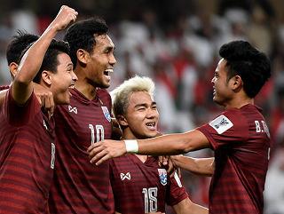 ยูเออี 1-1 ทีมชาติไทย
