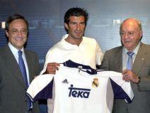 สรูปชุด 8 รายที่เสริมทีมชุดขาวที่มีชื่อเสียงที่สุดในยุค Florentino Pérez Rodríguez