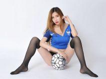 ฟุตบอลเบบี้สุดเซ็กซี่ฉลอง