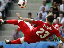 สวิตเซอร์แลนด์ 1-1 โปแลนด์(จุดโทษ4-5)