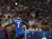 เยอรมัน 0-2 ฝรั่งเศส