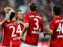 บาเยิร์น มิวนิค (เยอรมัน) 1 - 0 แมนเชสเตอร์ ซิตี้ (อังกฤษ)