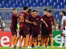 โรม่า (อิตาลี) 4  -  0 อาสตร้า (โรมาเนีย)