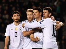 ชูร์เลเบิ้ล!เยอรมันฟอร์มแกร่งบุกอัดอาเซอร์ไบจานยับ 4-1