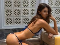 Silvia Caruso แฟนบอลสาวอิตาลีโชว์รูปสยิวมาให้ชม