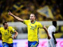โยริสทำพัง!สวีเดนเฮลั่นซัดครึ่งสนามดับตราไก่ทดเจ็บ2-1