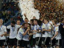 ชิลี 0-1 เยอรมัน