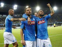 นาโปลี (อิตาลี) 2 - 0 นีซ (ฝรั่งเศส)