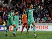อันดอร์ร่า 0   -   2 โปรตุเกส