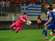 ฟุตบอลโลก รอบคัดเลือก โซนยุโรป:กรีซ 0-0 โครเอเชีย