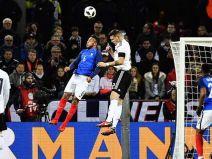 เยอรมนี 2 - 2 ฝรั่งเศส