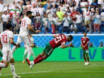 โมร็อกโก 0-1 อิหร่าน