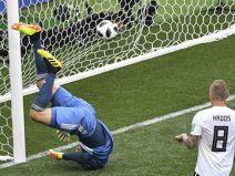 เยอรมัน แชมป์เก่า พ่าย เม็กซิโก 0-1