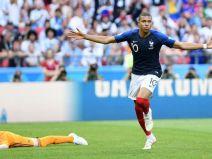 ฝรั่งเศส   4-3   อาร์เจนตินา