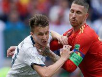 สเปน 1 - 1 รัสเซีย