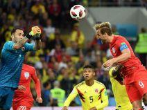 โคลอมเบีย 1-1 อังกฤษ(อังกฤษ ชนะจุดโทษ 4-3 )
