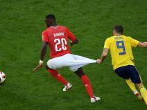 สวีเดน  1-0  สวิตเซอร์แลนด์