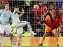 ยูฟ่า แชมเปี้ยนส์ ลีก : ลิเวอร์พูล 0-0 บาเยิร์น มิวนิค