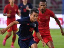 อินโดนีเซีย 0-3 ทีมชาติไทย
