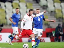 ยูฟ่า เนชั่นส์ลีก โปแลนด์ 0-0 อิตาลี
