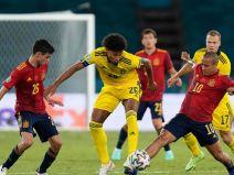 ฟุตบอลยุโรป สเปน 0-0 สวีเดน
