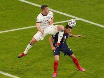 ฝรั่งเศส 1-0 เยอรมัน