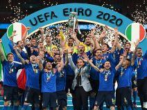 อังกฤษพ่ายดวลโทษ! อิตาลีฉลองชัยคว้าแชมป์ยูโรสมัยสองในรอบ53ปี