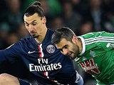 Saint-Etienne 0 : 1 Paris Saint-Germain