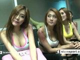 สาวๆพวกนี้เค้าชวนไปวิ่งหนีซอมบี้ ใน Run For Your Lives Thailand