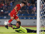 ทีมชาติไทย(ปรีโอลิมปิก) 1-0 ทีมชาติเมียนมาร์(ปรีโอลิมปิก)