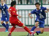 ทีมชาติไทย(ปรีโอลิมปิก) 3-1 ทีมชาติเวียดนาม(ปรีโอลิมปิก)