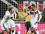 เยอรมัน 2-2 ออสเตรเลีย