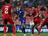 ทีมชาติไทย 2-1 ทีมชาติกัมพูชา