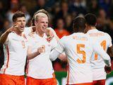 ฮอลแลนด์ 2-0 สเปน