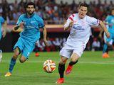 เซบีย่า (สเปน) 2-1 เซนิต (รัสเซีย)